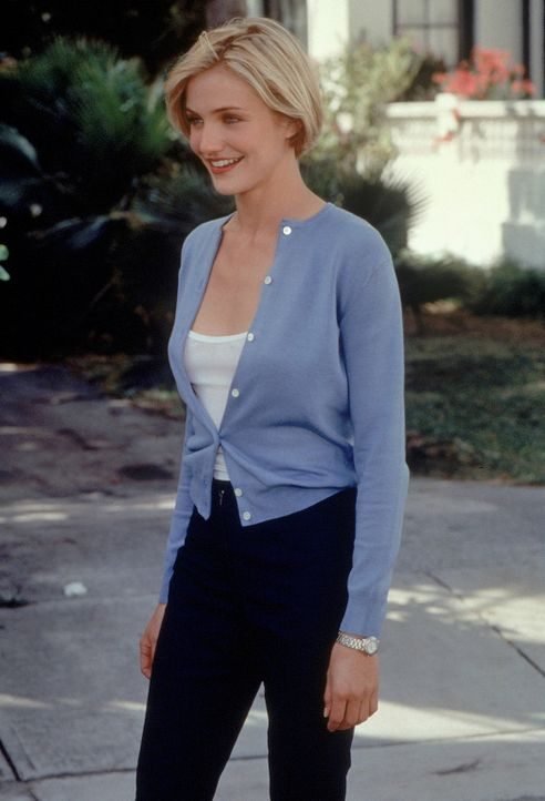 Mary Jenson (Cameron Diaz) hatte im Sommer 1985 ein Date mit dem Zahnklammern-König von der High School, das jedoch dank eines Missgeschickes doch... - Bildquelle: 1998 Twentieth Century Fox Film Corporation. All rights reserved.