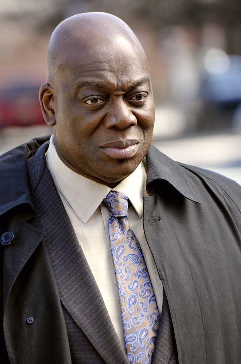 Kann er den Täter ausfindig machen? Will Jeffries (Thom Barry) - Bildquelle: Warner Bros. Television