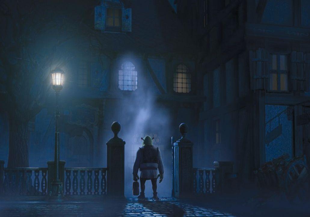 Ein ganz besonderes Halloweenfest wartet auf Shrek und seine Freunde ... - Bildquelle: 2010 DreamWorks Animation LLC. All Rights Reserved.