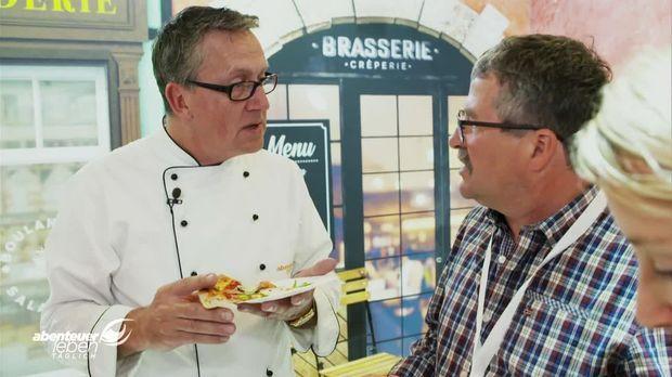 Abenteuer Leben - Abenteuer Leben - Mittwoch: Die Pariser Pizza-messe