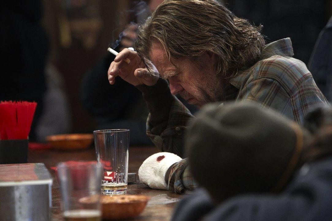 Nur weil Sheilas Tochter Karen ihn provoziert, denkt Frank (William H. Macy), dass alle Teenager verdorben sind ... - Bildquelle: 2010 Warner Brothers