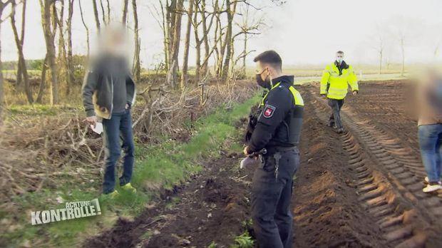 Achtung Kontrolle - Achtung Kontrolle! - Thema U.a: Abgesägte Bäume Und Zerstörte Grundstücke- Polizei Bremervörde