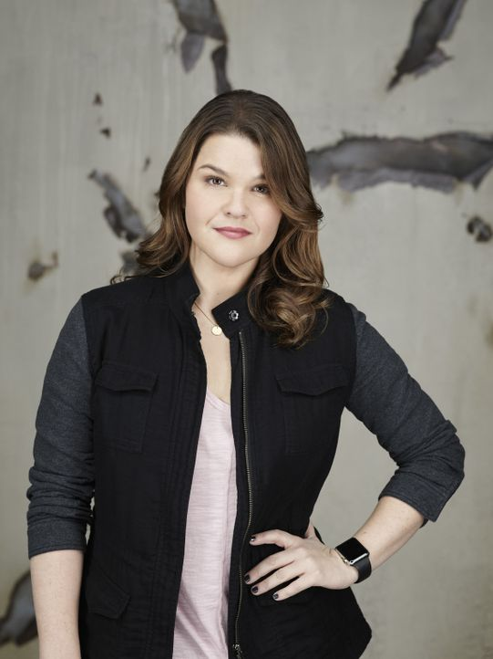 (1. Staffel) - Mit ihr hat das Team immer seinen Spaß: Gerichtsmedizinerin Mae Jarvis (Annie Funke) ... - Bildquelle: ABC Studios