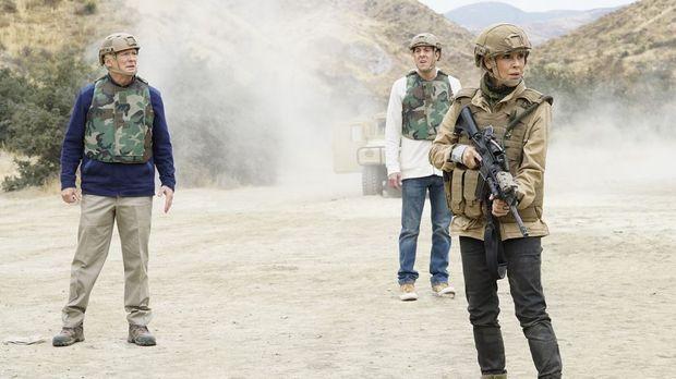 Navy Cis - Navy Cis - Staffel 15 Episode 10: Allein In Der Wüste