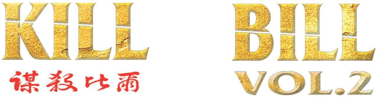 KILL BILL VOL. 2 - Logo - Bildquelle: Miramax Films. All rights reserved