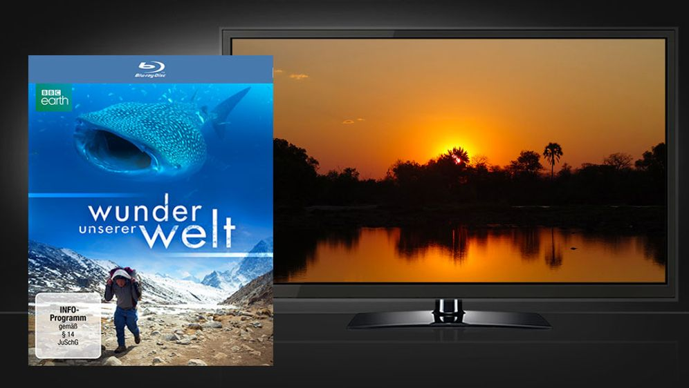 Wunder unserer Welt (Blu-ray Disc) - Bildquelle: Polyband