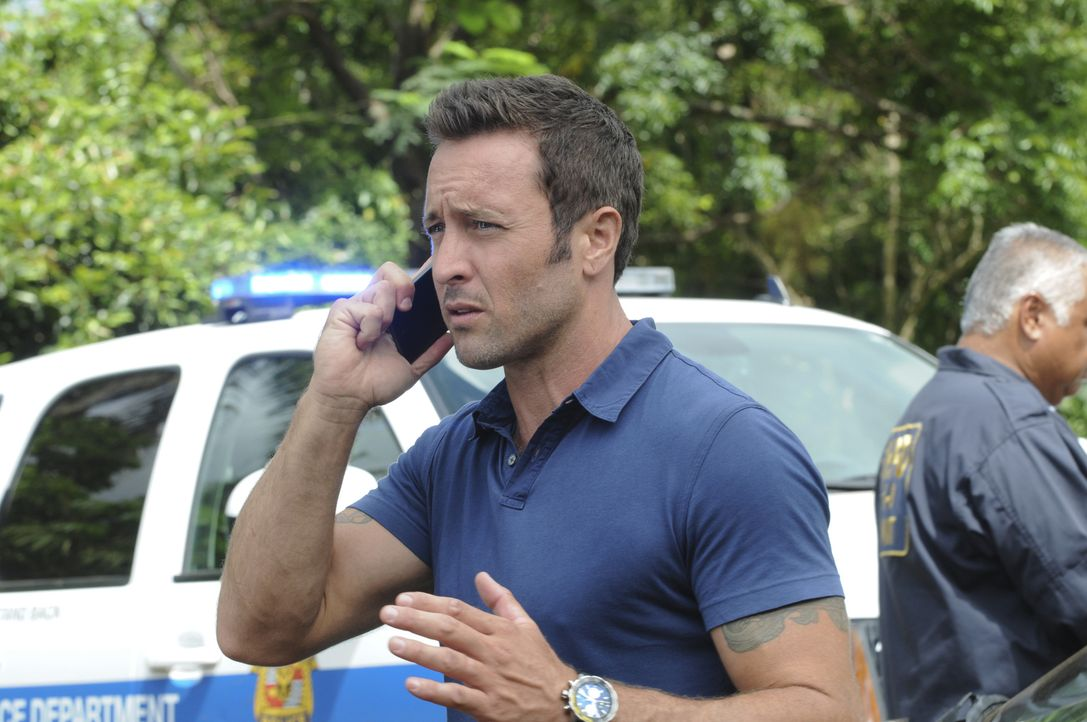 Ein neuer Fall wartet auf Steve (Alex O'Loughlin) und sein Team ... - Bildquelle: Norman Shapiro 2015 CBS Broadcasting, Inc. All Rights Reserved