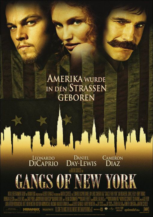 """Gangs of New York"" - Bildquelle: Initial Entertainment Group, Inc."