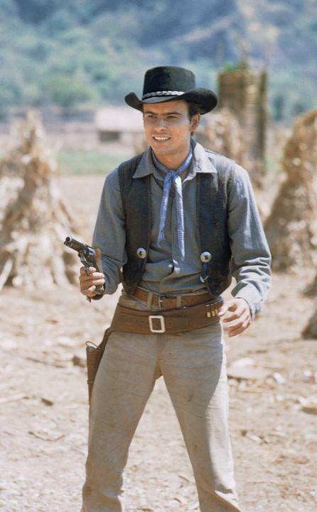 Der junge Chico (Horst Buchholz) hat zwar wenig Erfahrung, dafür aber umso mehr Herz. - Bildquelle: 1960 METRO-GOLDWYN-MAYER STUDIOS INC. All Rights Reserved.