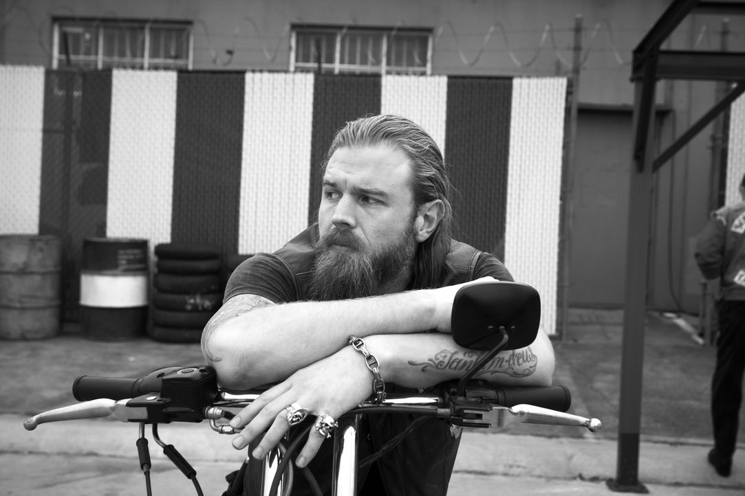 (4. Staffel) - Opie (Ryan Hurst) scheint endlich Glück in der Liebe zu haben ... - Bildquelle: 2011 Twentieth Century Fox Film Corporation and Bluebush Productions, LLC. All rights reserved.