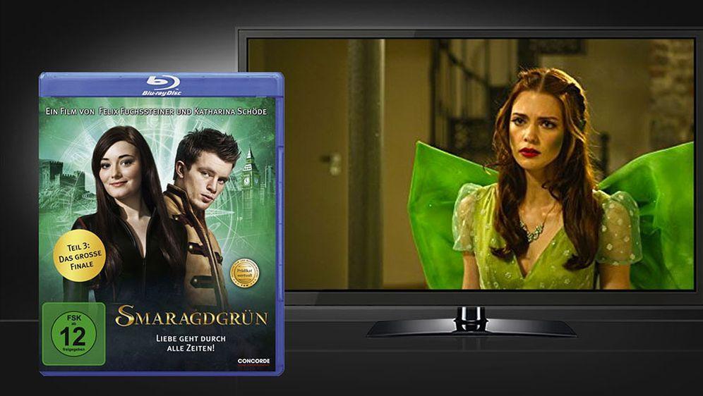Smaragdgrün (Blu-ray, DVD & VoD)