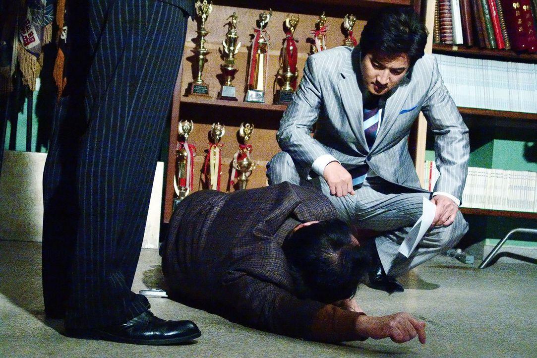 Schon als Schulkind kam Sang-woo Han (Jun-ho Jeong) dank Papis Brieftasche und Anwälten mit nahezu jeder Schandtat ungeschoren davon. Das ärgerte... - Bildquelle: Splendid