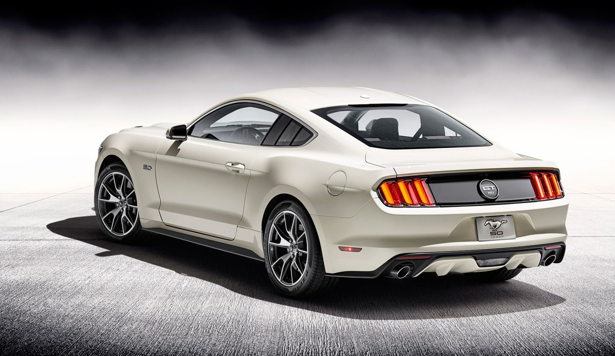 Mustang 50th Edition (2)