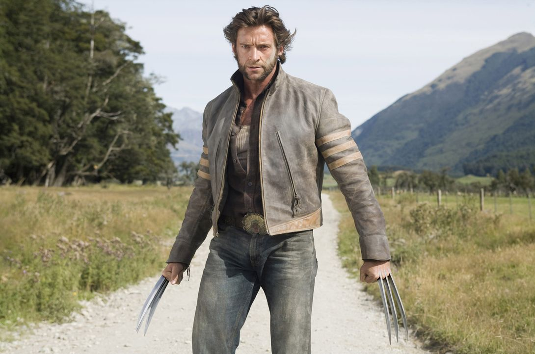 Wolverine (Hugh Jackman) - Bildquelle: James Fisher 2009 Twentieth Century Fox Film Corporation. All rights reserved. X-Men Character Likenesses TM & © 2009 Marvel Characters, Inc. All Rights Reserved / James Fisher