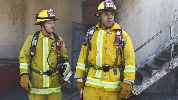 Navy Cis: L.a. - Navy Cis: L.a. - Staffel 7 Episode 23: Kein Rauch Ohne Feuer