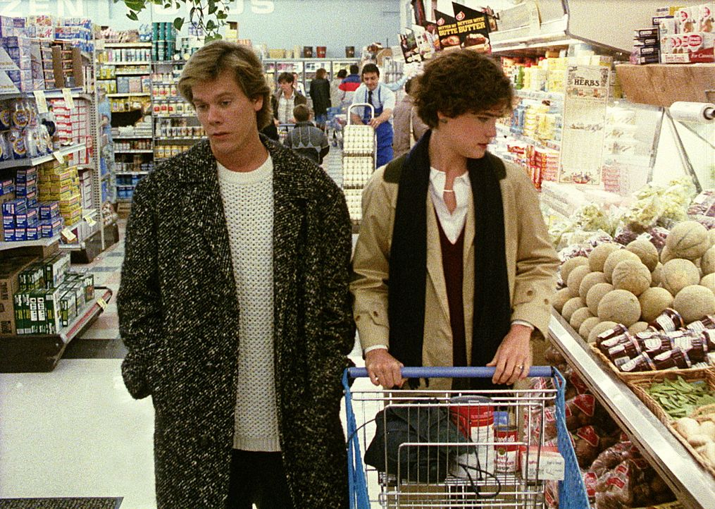 Der Ehealltag: Jake (Kevin Bacon, l.) und Kristy (Elizabeth McGovern, r.) ... - Bildquelle: Paramount Pictures