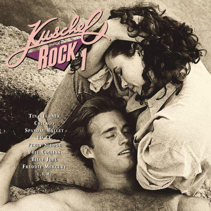 """1987 kam der Kuschel-Soundtrack auf den Markt: """"Kuschelrock 1"""" ... - Bildquelle: Sony Music Entertainment"""