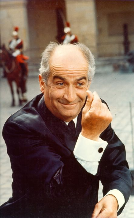 Der vehement rassistisch gesinnte Fabrikant Pivert (Louis de Funès) gerät an den arabischen oppositionellen Silmane, dem ein Killerkommando aus sein... - Bildquelle: 20th Century Fox Film Corporation