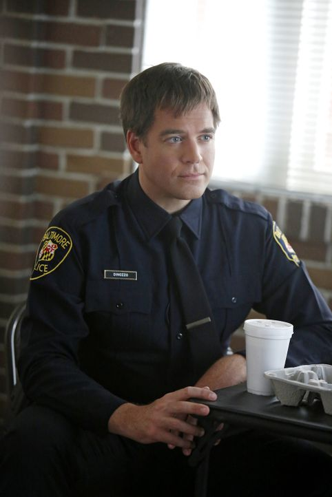 Erinnert sich an seine Zeit im Baltimore Police Department zurück: Tony (Michael Weatherly) ... - Bildquelle: CBS Television