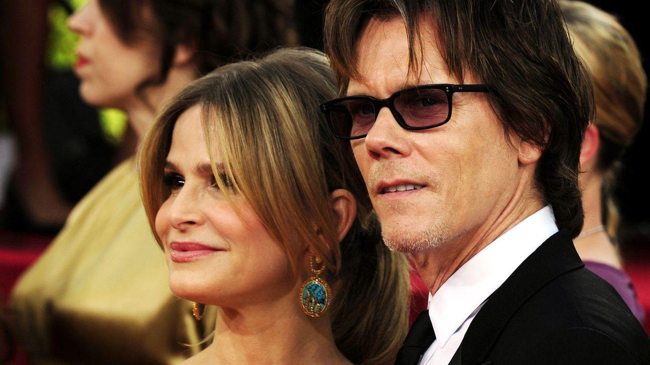 Kevin Bacon und Kyra Sedgwick - Bildquelle: AFP