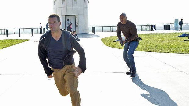 Navy Cis: L.a. - Navy Cis: L.a. - Staffel 1 Episode 23: Aufgeflogen