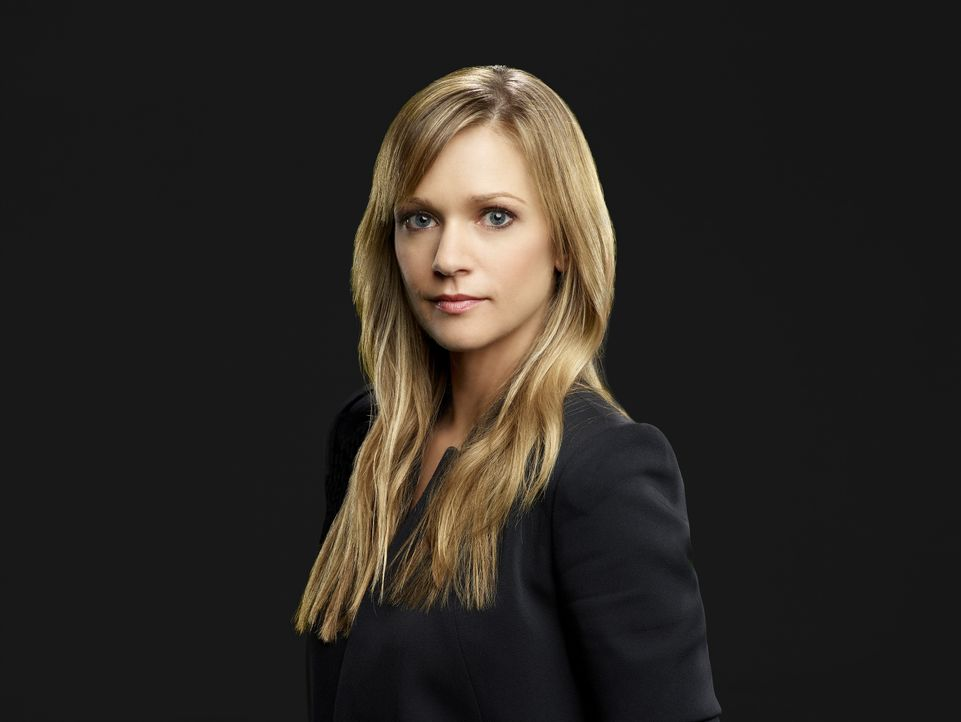 """(9. Staffel) - Stets im Einsatz für die Gerechtigkeit: Jennifer """"J.J."""" Jareau (A.J. Cook) ... - Bildquelle: ABC Studios"""