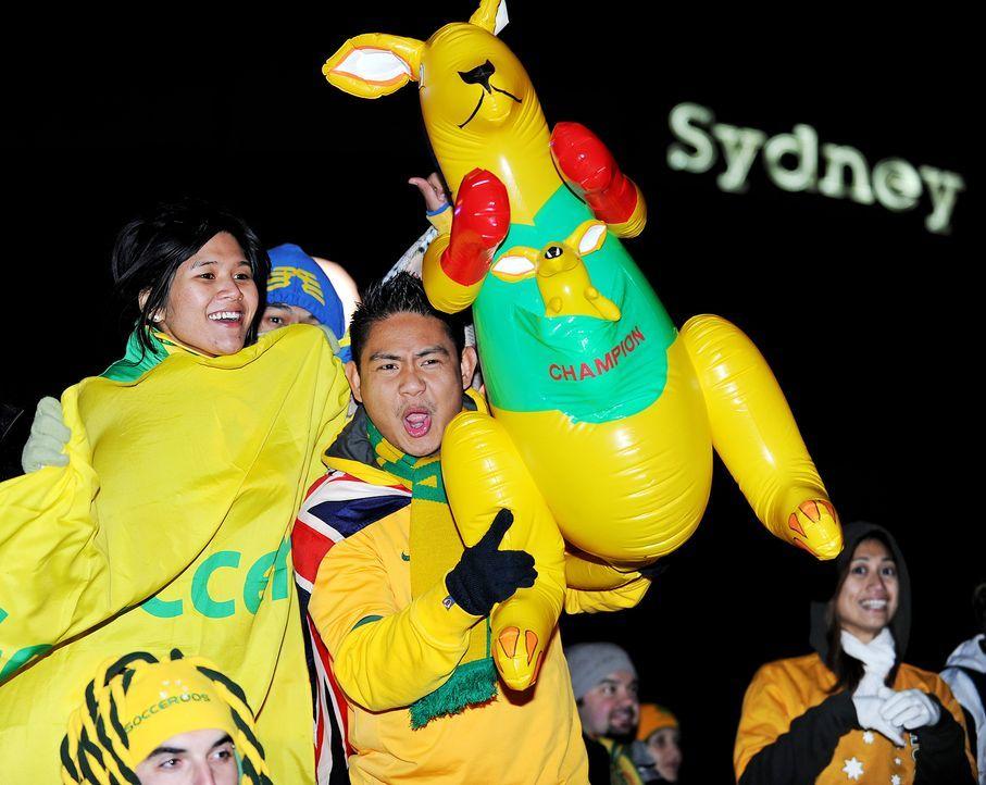 Niemals ohne Känguru! - Bildquelle: AFP