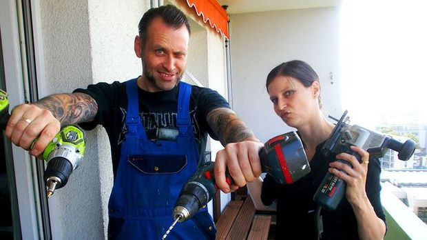 Mein Mann Macht Das! - Mein Mann Macht Das! - Urlaub Auf Balkonien (1)