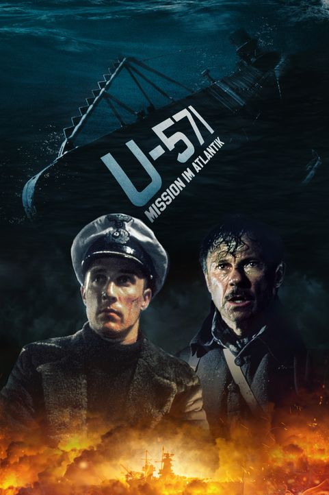 U-571 - Mission im Atlantik - Artwork - Bildquelle: 2000. Universal Pictures (USA), Dino de Laurentiis & CANAL +. All rights reserved.