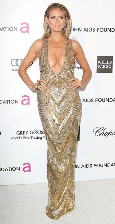 Heidi Klum - Bildquelle: FayesVision/WENN.com