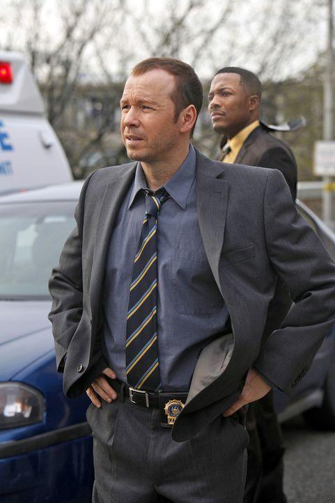 Ein Entführungsfall beschäftigt Detective Danny Reagan (Donnie Wahlberg) und seine Kollegen. - Bildquelle: 2010 CBS Broadcasting Inc. All Rights Reserved
