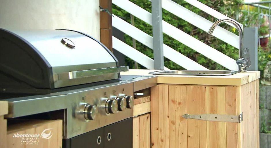 Outdoorküche Tür Vergleich : Abenteuer leben video diy outdoor küche kann das klappen