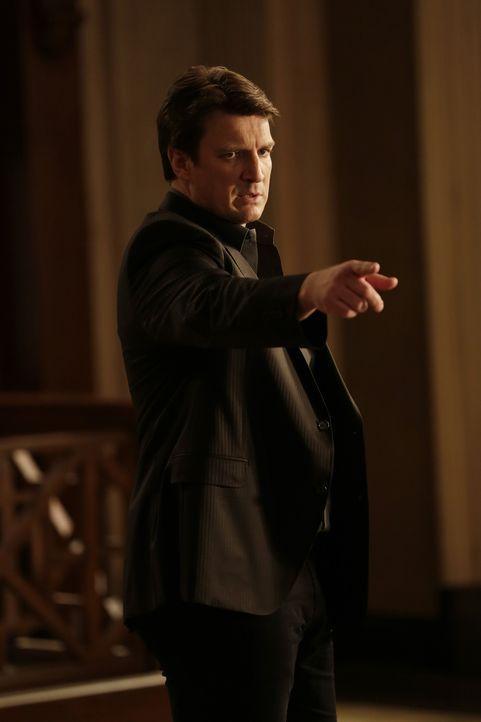 Um einen Justizirrtum zu vermeiden, müssen Castle (Nathan Fillion) und Beckett das Gericht überzeugen den Fall neu aufzurollen, da sie auf neue rele... - Bildquelle: Scott Everett White 2016 American Broadcasting Companies, Inc. All rights reserved.