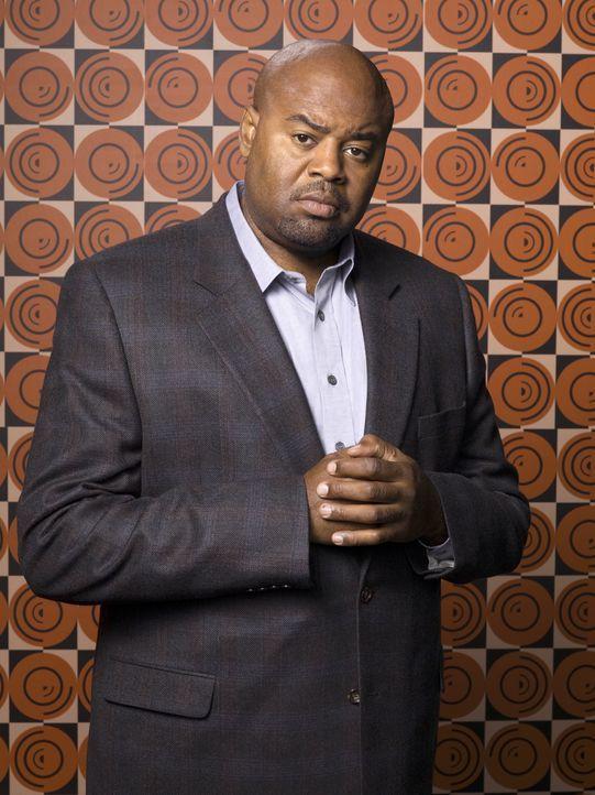 (2. Staffel) - Unterstützt Christopher Chance bei seinen Aufträgen: Winston (Chi McBride) ... - Bildquelle: Warner Bros. Television