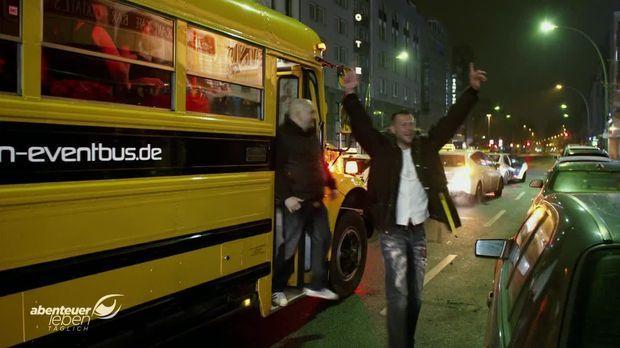 Abenteuer Leben - Abenteuer Leben - Freitag: Business-busse - Rollende Geschäftsideen