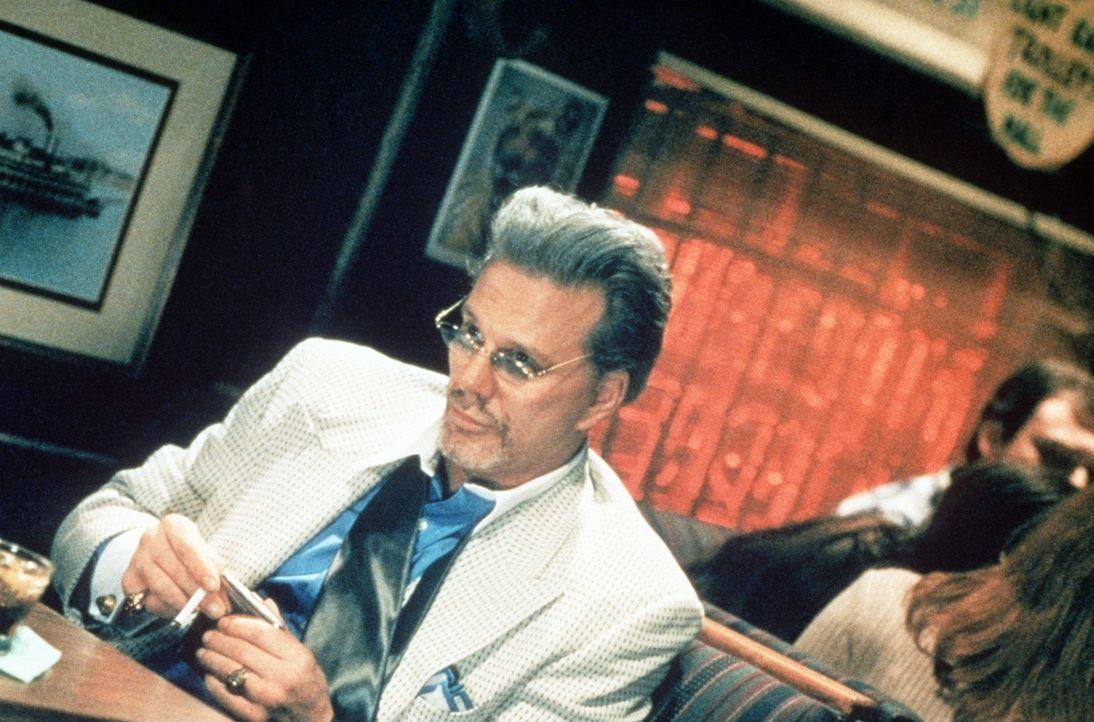 Ein gewitzter Unterwelt-Anwalt: Bruiser Stone (Mickey Rourke) ... - Bildquelle: Paramount Pictures