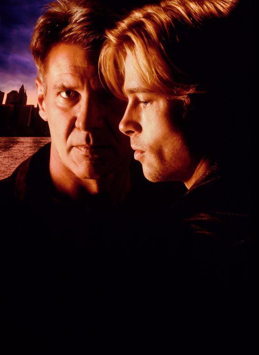Dem IRA-Untergrundkämpfer Frankie McGuire (Brad Pitt, r.) gelingt nach einer Schießerei mit der britischen Armee die Flucht. Unter falschem Namen... - Bildquelle: Columbia TriStar