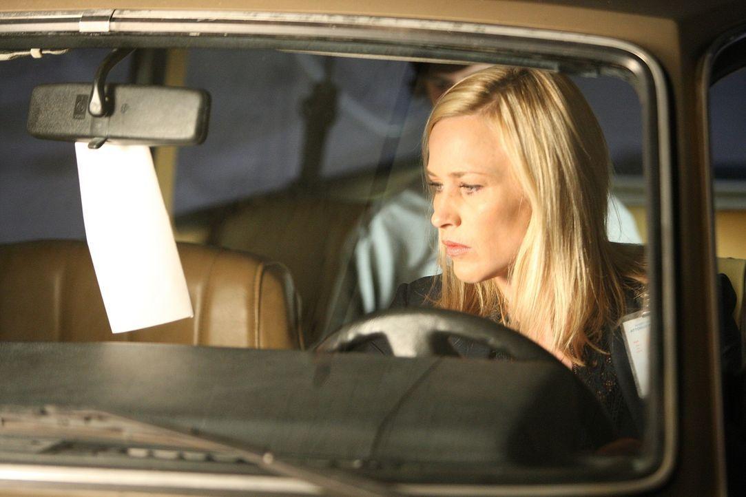 Steht einem neuen schwierigen Fall gegenüber: Allison (Patricia Arquette) ... - Bildquelle: Paramount Network Television