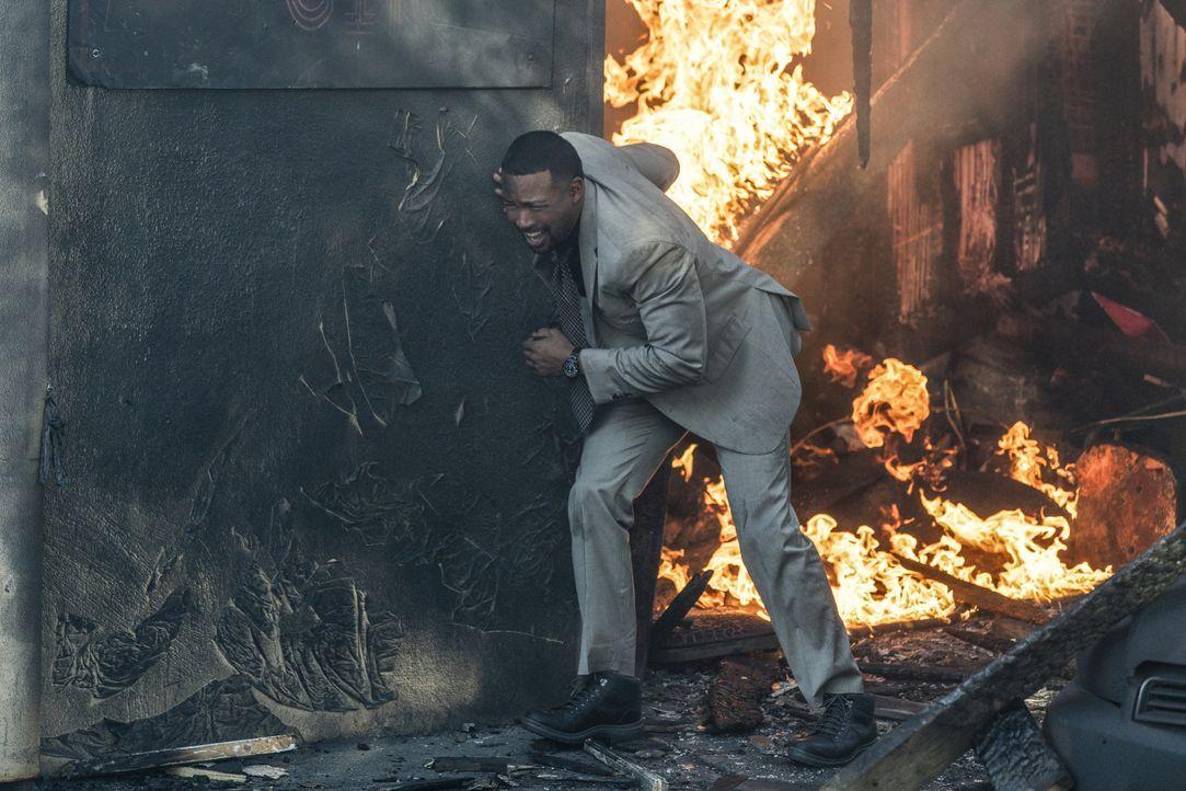 Quentin Carter (Charles Michael Davis) - Bildquelle: Sam Lothridge 2021 CBS Broadcasting Inc. All Rights Reserved. / Sam Lothridge