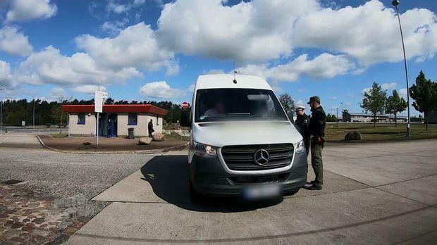 Mein Revier - Mein Revier - Deutsch-polnisches Grenzrevier - Verdacht Auf Diebesgut