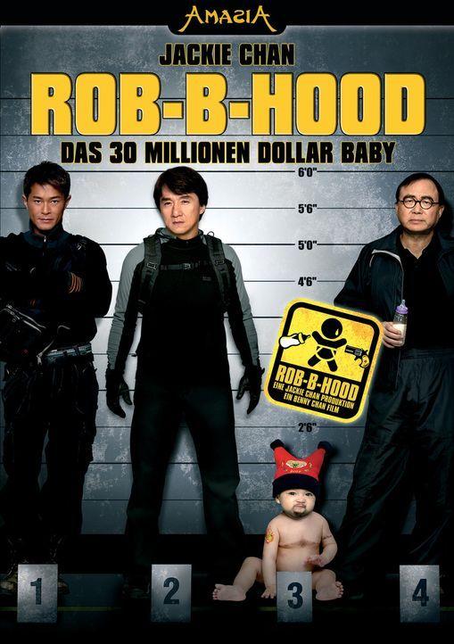 ROB-B-HOOD - Plakatmotiv
