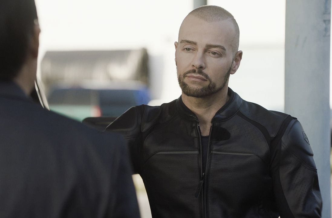 Aaron Wright (Joey Lawrence) - Bildquelle: 2019 CBS Broadcasting, Inc. All Rights Reserved