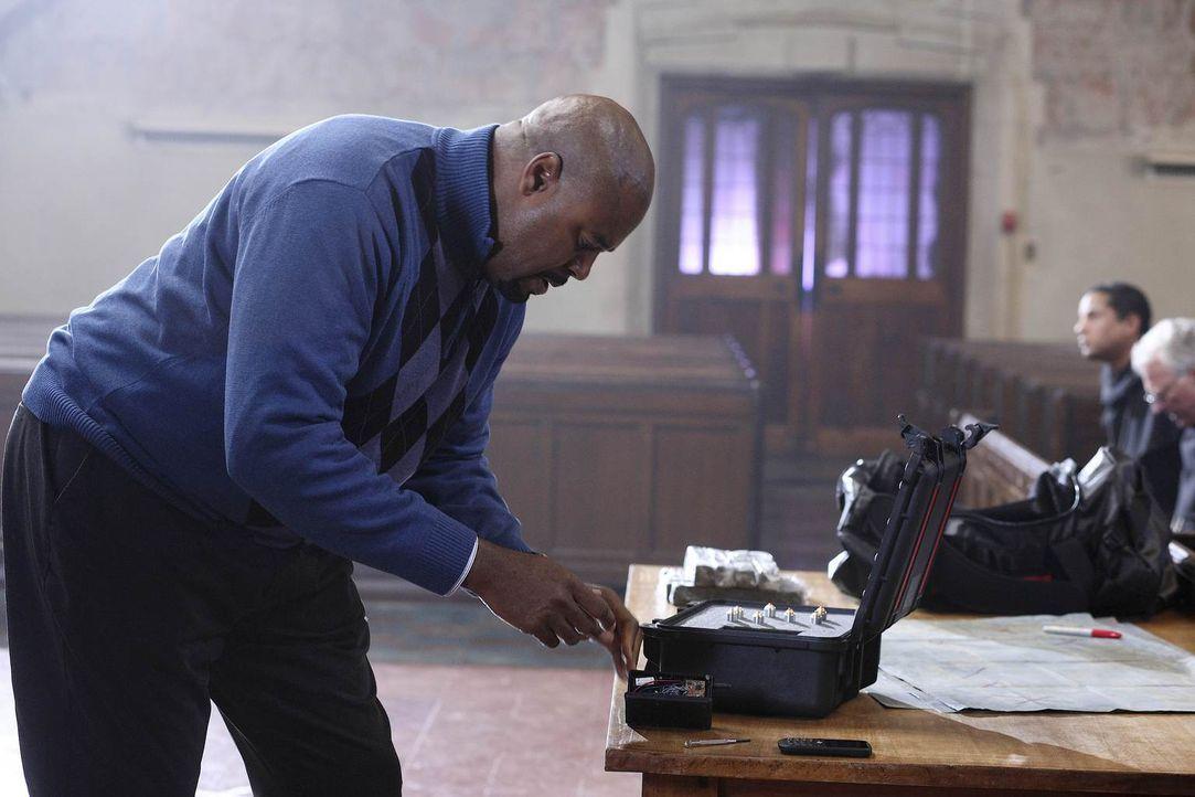 Unterstützt Christopher Chance bei einem neuen Auftrag: sein Geschäftspartner und ehemaliger Polizist Winston (Chi McBride) ... - Bildquelle: Warner Brothers
