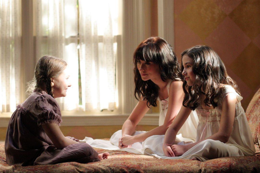 Ein Blick in die Vergangenheit: Melinda (Jennifer Love Hewitt, M.) erinnert sich an ihre eigene Kindheit, in der sie erstmals ihre Gabe entdeckte, a... - Bildquelle: ABC Studios