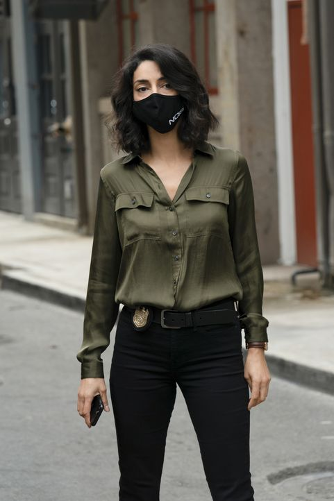 Hannah Khoury (Necar Zadegan) - Bildquelle: Sam Lothridge 2020 CBS Broadcasting, Inc. All Rights Reserved / Sam Lothridge