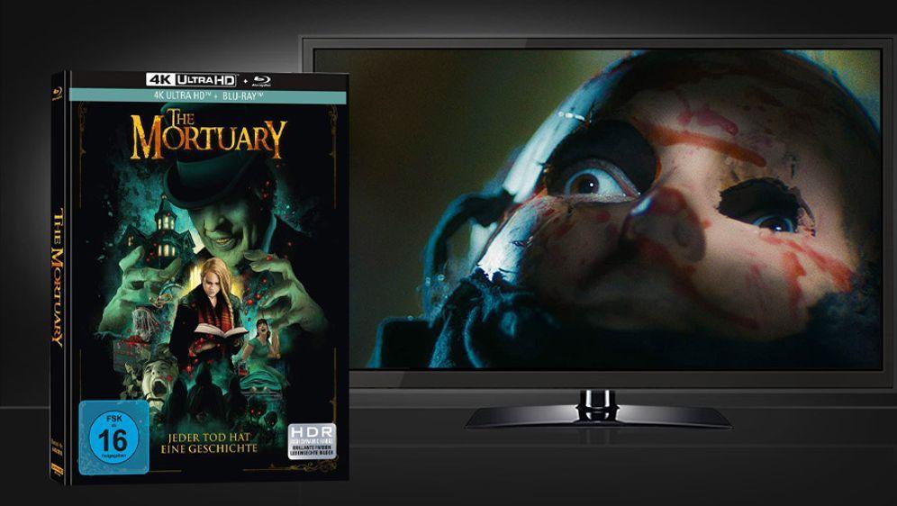 The Mortuary (4K UHD + Blu-ray Disc) - Bildquelle: Capelight Pictures