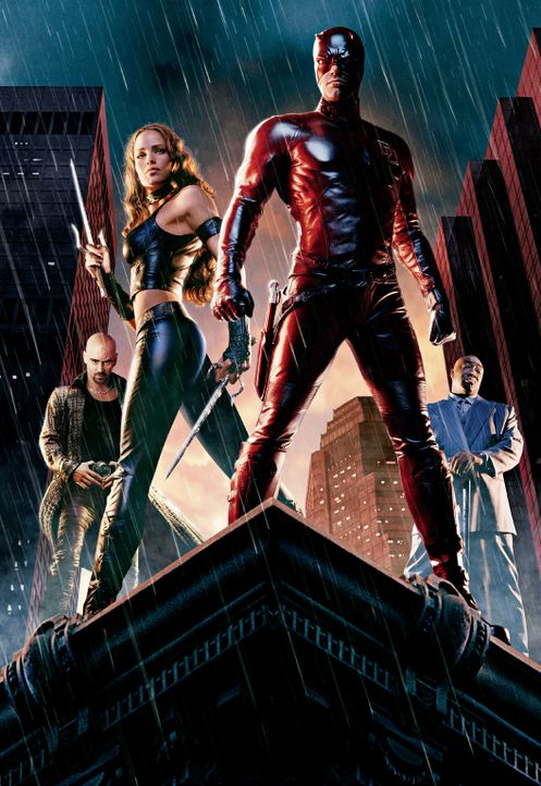 Daredevil - Artwork - Bildquelle: 2003 Twentieth Century Fox Film Corporation.  All rights reserved.