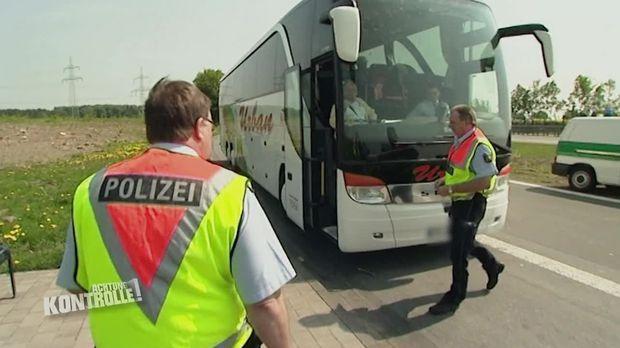 Achtung Kontrolle - Achtung Kontrolle! - Bundespolizei - Zugkontrolle Flensburg