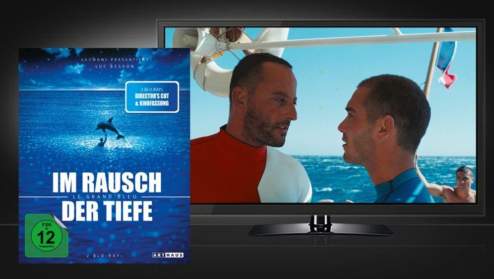 Im Rausch der Tiefe (Blu-ray Disc) - Bildquelle: Studiocanal