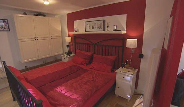 Dirks-Schlafzimmer